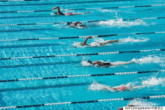 '탈의실 몰카' 전 국가대표 수영선수가 '기소의견'으로 검찰에