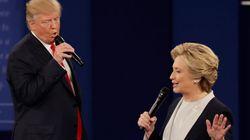 트럼프와 힐러리가 함께 부른 '더티 댄싱'