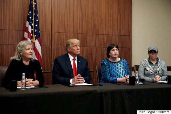 '음담패설 스캔들'에 휩싸인 도널드 트럼프가 '전쟁'을