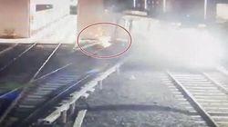 인천교통공사, 지하철 탈선사고를 '훈련'으로