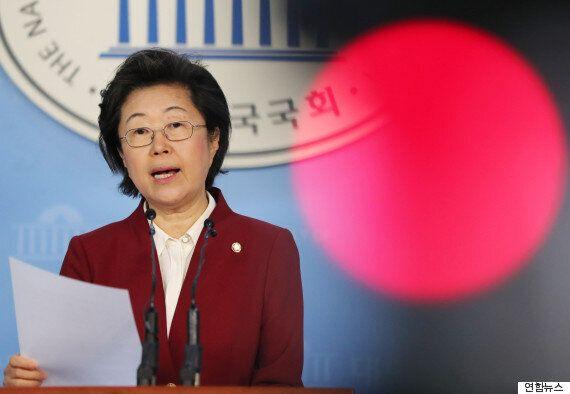 '컴맹' 논란 부른 이은재 의원의 해명 기자회견이