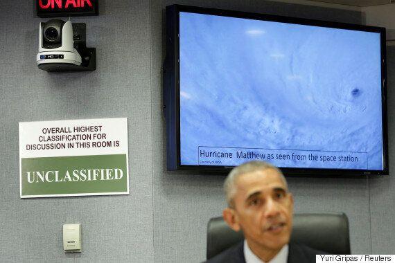 미국 초강력 허리케인 '매슈'는 플로리다에 상륙한 뒤 'U턴'해 다시 플로리다를 강타할지도