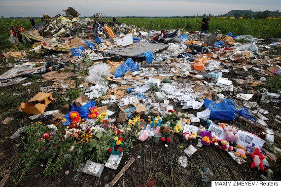 우크라이나에서 격추된 말레이 항공기는 '러시아 미사일' 때문에 추락했다는 조사 결과가