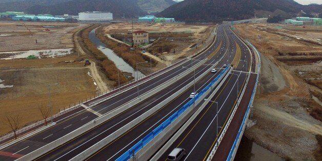 부산-창원간 민자도로의