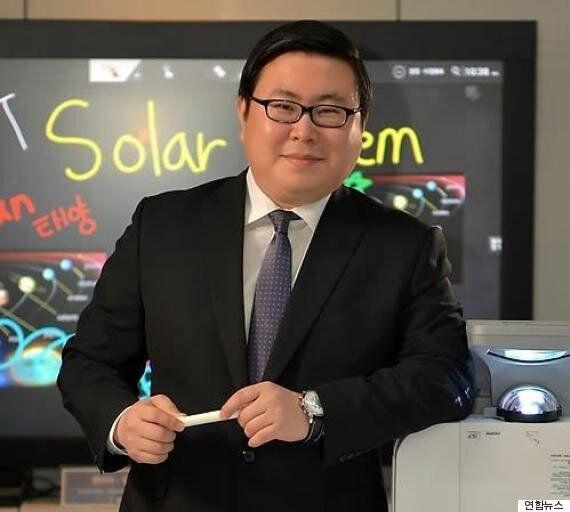 박근혜 대통령이 격려했던 창조경제의 대표 사업가가 사기혐의로