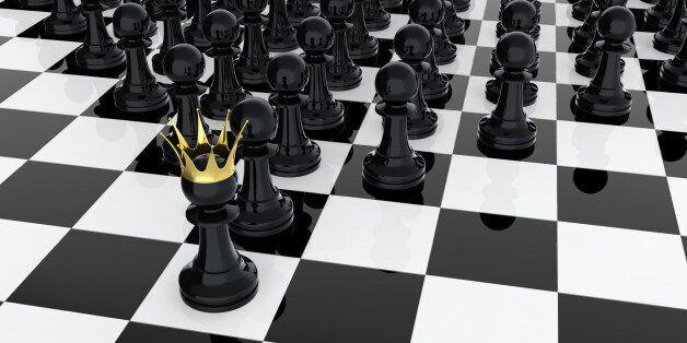 승자독식 경쟁과 운의