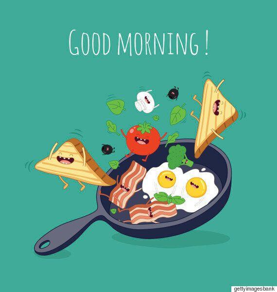 16세기의 의사들은 아침식사를 하지 말라고