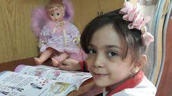 시리아에 사는 이 아이는 알레포의 상황을 실시간으로 중계