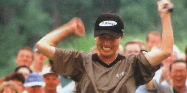 박세리 1998년 US오픈 우승의