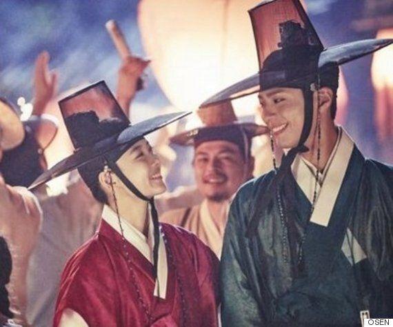 박보검·김유정 광화문에 뜬다..'구르미' 19일 공약