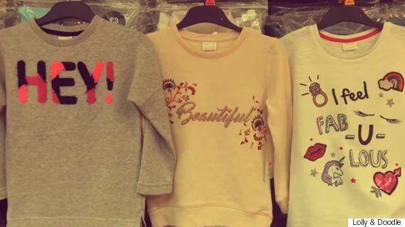 8세 소녀가 '남자 = 영웅' '여자 = 이쁜이'라 적힌 티셔츠에 대해 열변을
