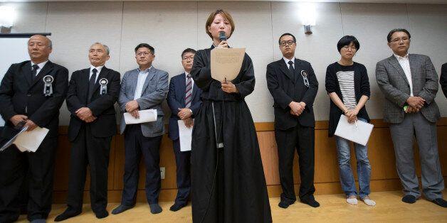 백남기씨 유족이 경찰의 2차 부검 협의 요구를