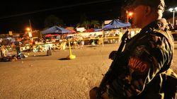 필리핀 두테르테 대통령의 고향 테러 용의자들이