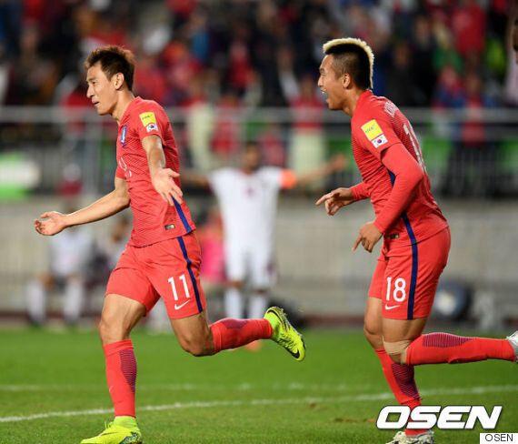 [한국 카타르] '손흥민이 끝냈다' 한국, 카타르에 3-2