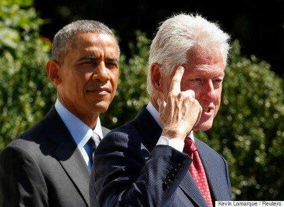 빌 클린턴이 '오바마케어'를 맹비난해 모두가 혼란에