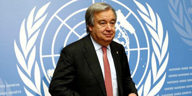 유엔의 어려움과