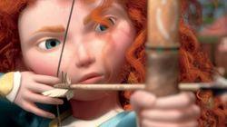디즈니가 발표한 새로운 공주 캐릭터의