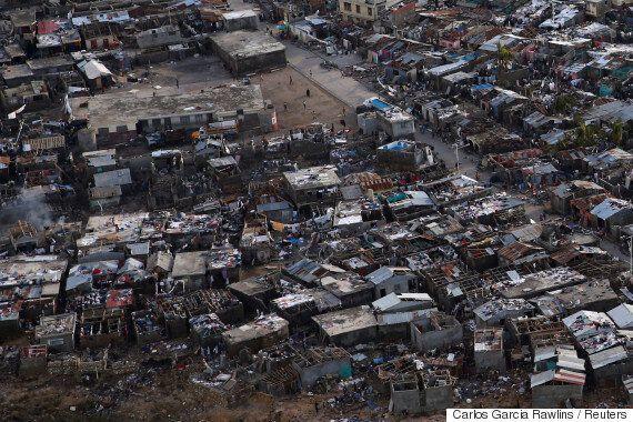 미 본토로 상륙한 허리케인 매슈는 아이티에서 842명의 목숨을