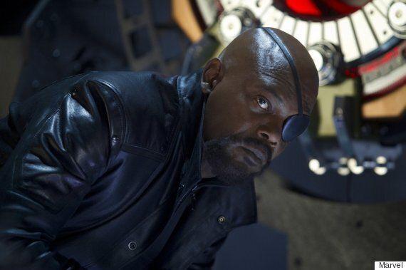 사무엘 L. 잭슨은 닉 퓨리가 마블 시네마틱 유니버스로 돌아올 것이라고