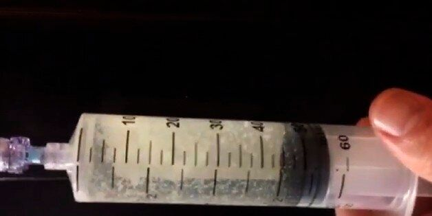 In this undated image made from video and released by the Georgia Department of Corrections, shows white...
