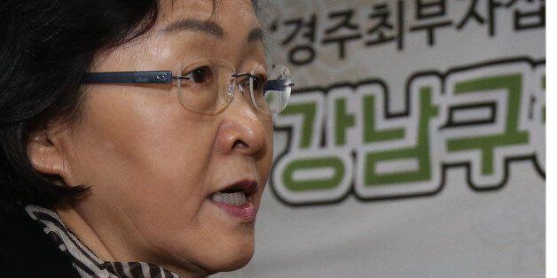 신연희 강남구청장, 김영란법 '수사 1호' 대상자가