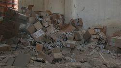 휴전이 결렬된 시리아에 공습이 재개됐다. 의료진 4명이