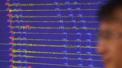 경주에서 여진이 발생했고, 지진 관련 트윗이