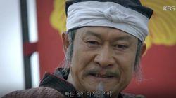 '임진왜란 1592'의 도요토미 히데요시, 김응수가 말하는