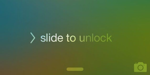 애플 iOS 10 업데이트 이후 트위터에서는 '밀어서 잠금해제' 추모가