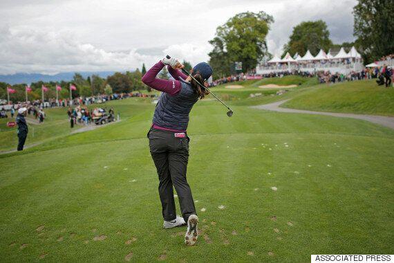 전인지가 24년 동안 깨지지 않은 LPGA 투어 최소타 신기록으로