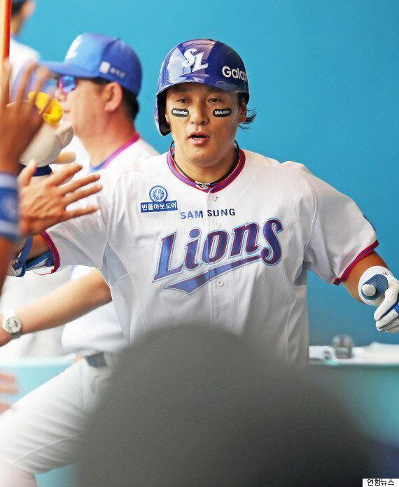 이승엽의 600호 홈런공을 잡은 사람은 야구선수의