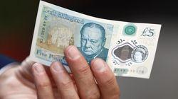 영국의 새 지폐가 기적을 만들고 있다