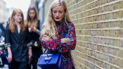 2016 런던 패션위크의 스트리트 스타일은 정말