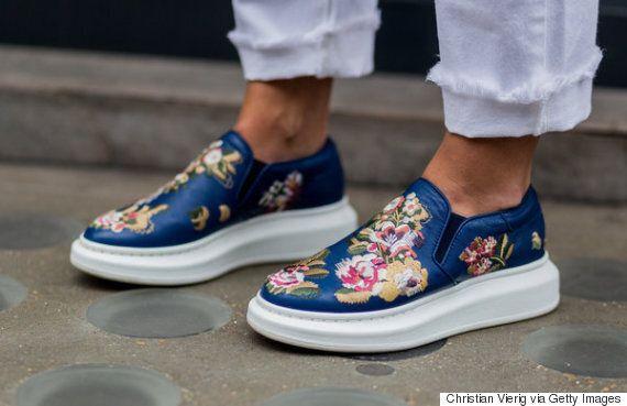 당신이 분명 넋을 놓고 볼 런던 패션위크의 스트리트 스타일