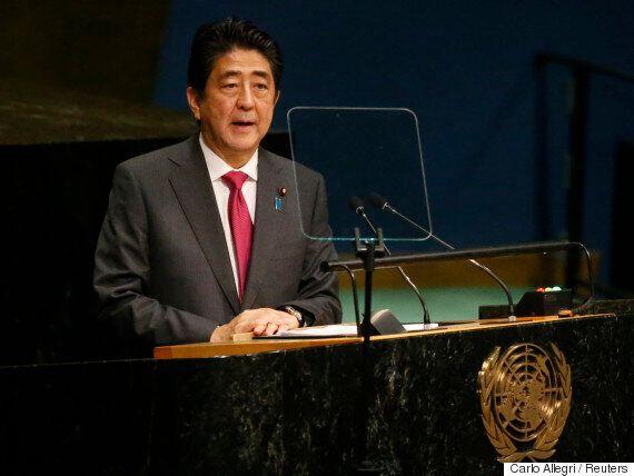 아베가 일본 현직 총리로는 최초로 쿠바를