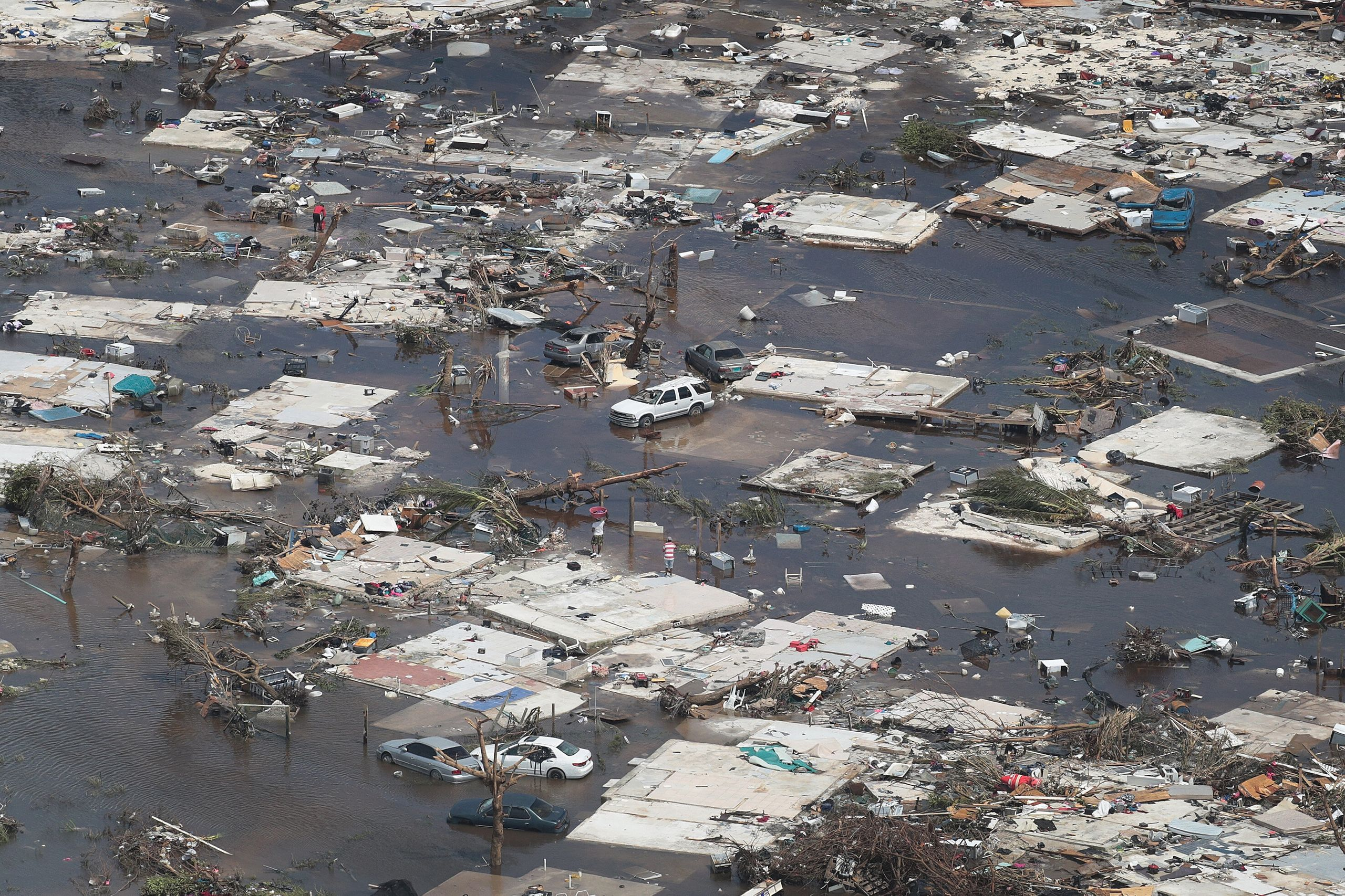 Westlake Legal Group 5d7161993b0000683fcf2754 Dramatic Images Show Hurricane Dorian Destruction From Above