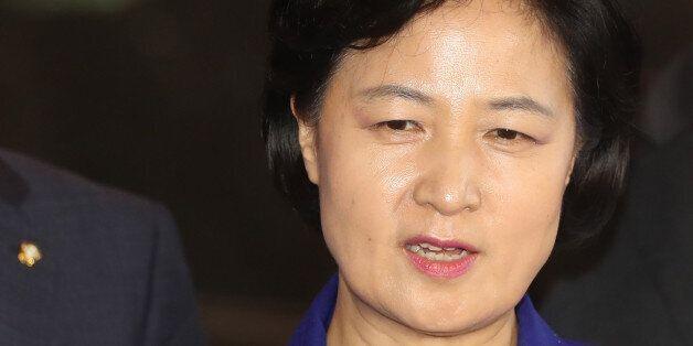 추미애는 박 대통령의 '현실인식'에 문제를