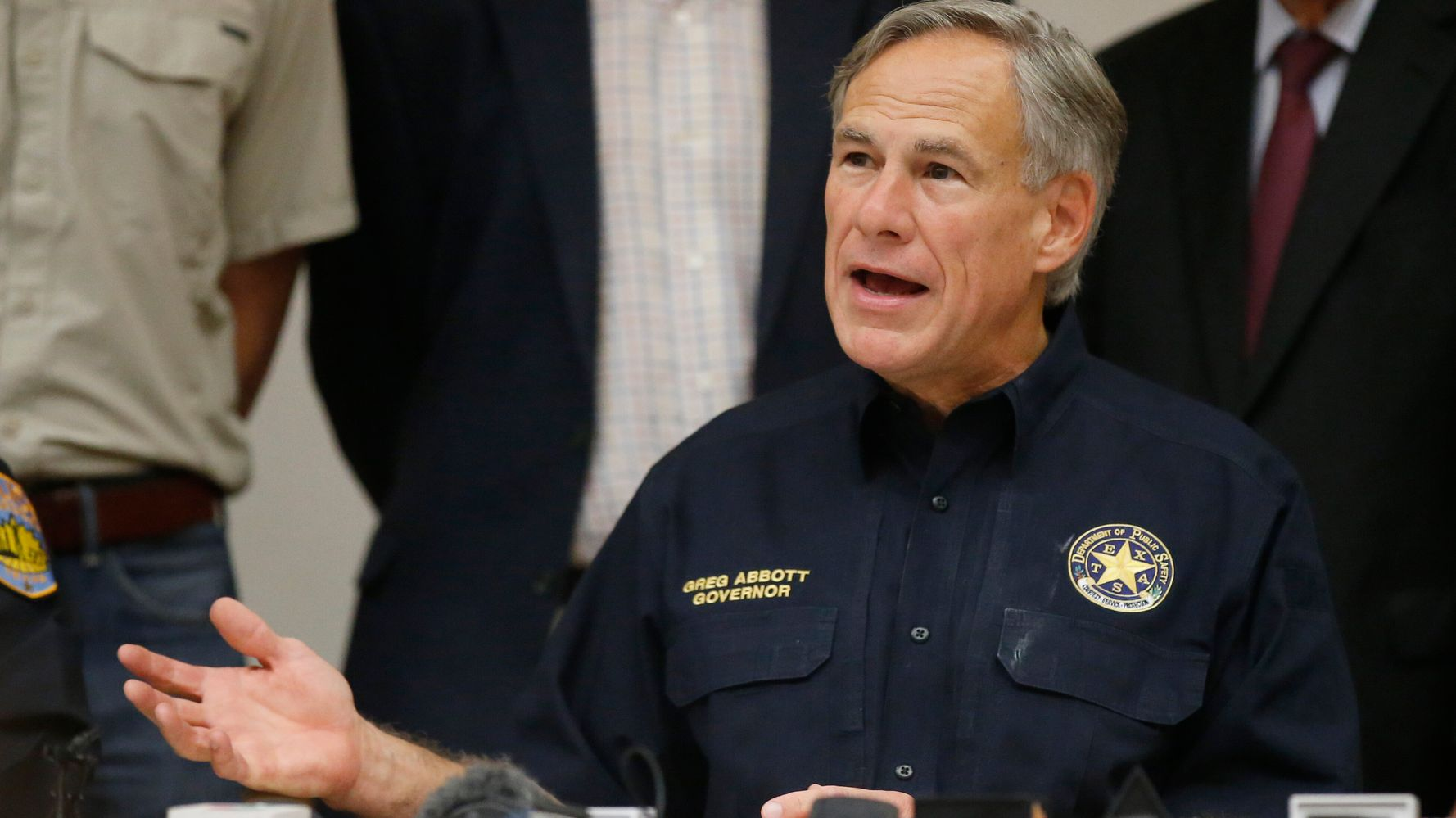 Texas Governor's Executive Orders After Mass Shootings Don't