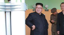 미군의 전략폭격기 전개에 북한이