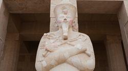 고대 이집트와 로마의 통치자의 캐릭터가 흥미로운