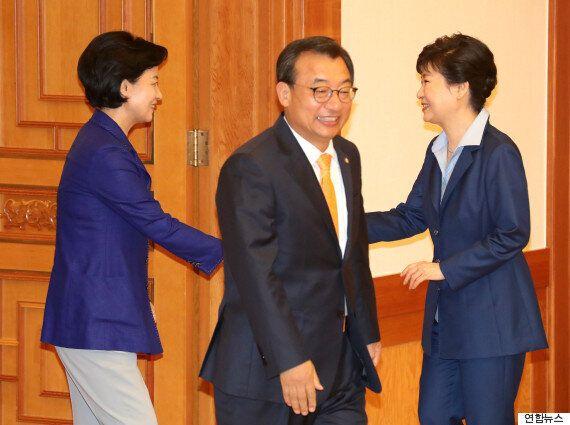 박근혜 대통령은 여야 3당 대표를 불러 회동하며 이런 말들을