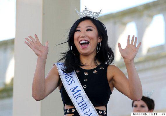 아시아계 미국인이 최초로 미스 아메리카 후보에 올랐고, 그녀는 '못생겼다'는 비난을 받고