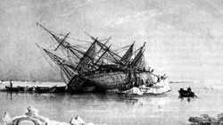 168년 전 실종된 북극 탐사선을 원주민 구전사에 근거해