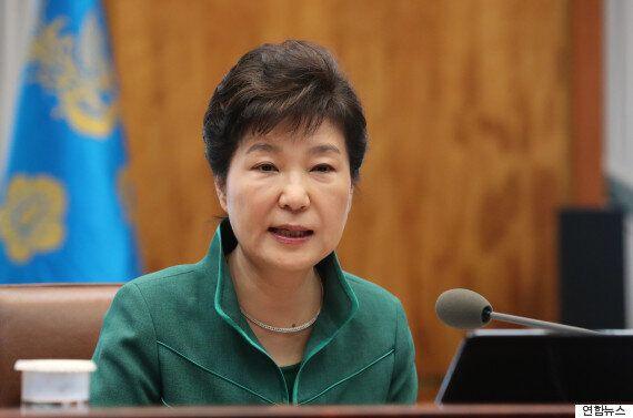 박근혜 대통령이 '최순실 의혹'에 박근혜 대통령 답게