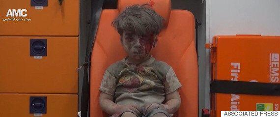 6살 아이가 오바마에게 '시리아 어린이를 도와달라'며 편지를