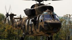 이 헬기는 2조를 들여 만들었지만 겨울에는 작전이
