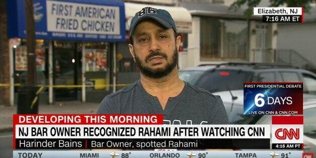미국 뉴욕 맨해튼 폭발범을 신고한 이 시크교도가 미국인들에게 남긴 메시지는