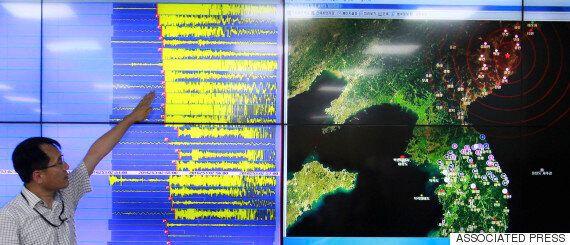 북한이 공식 발표하기 전에 이미 기상청이 핵실험을 알아차린 과학적인