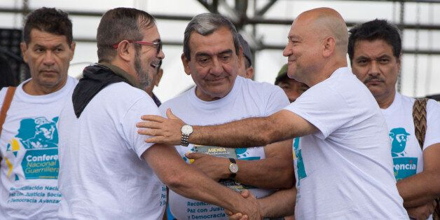 Rodrigo Londono, the top leader of the Revolutionary Armed Forces of Colombia, FARC, also known as Timoleon...