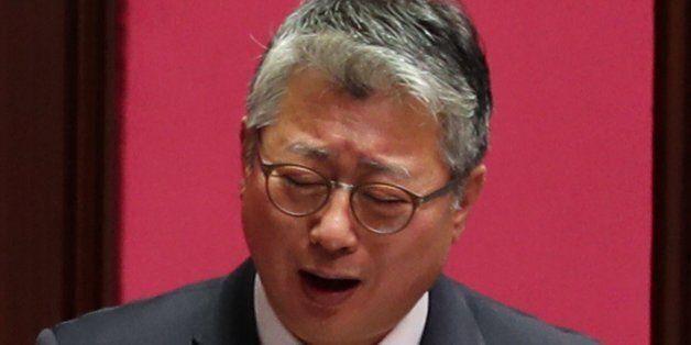 더민주 조응천은 청와대 비선 실세로 '최순실'을
